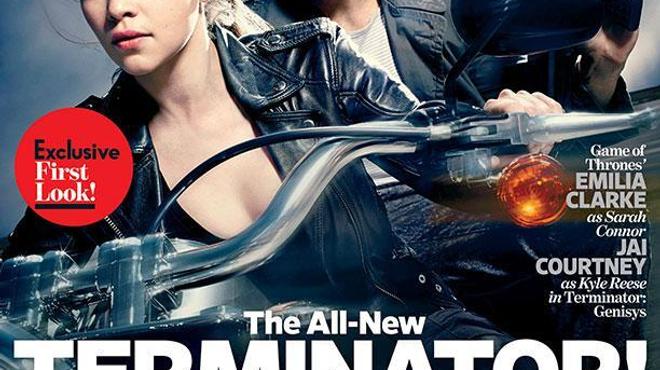Les premières images et un synopsis pour Terminator : Genisys