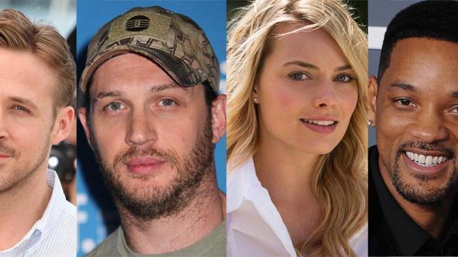 Suicide Squad : Ryan Gosling, Will Smith, Margot Robbie et Tom Hardy dans l'équipe ?