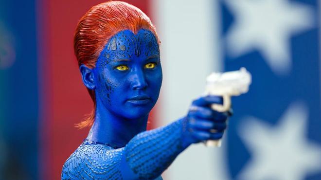 X-Men Apocalypse : Mystique/Jennifer Lawrence au centre de l'intrigue