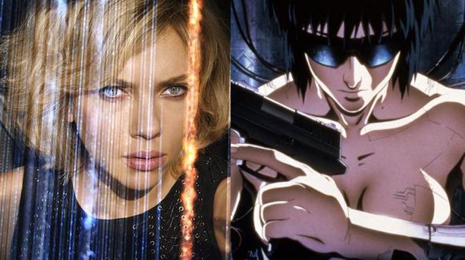 Scarlett Johansson dans Ghost in the Shell ?