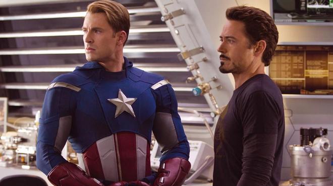 Iron Man débarque dans Captain America 3