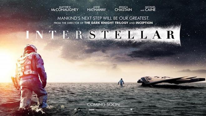 Assistez à l'avant-première d'Interstellar en présence de Christopher Nolan