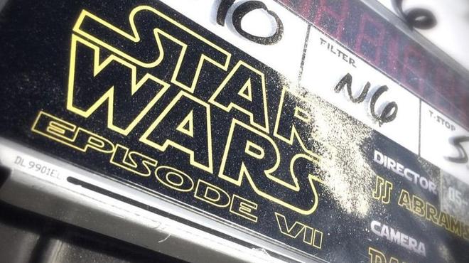 Star Wars VII : De l'émotion et un titre !