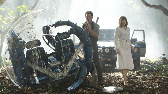 Jurassic World : La bande-annonce est (déjà) en ligne !