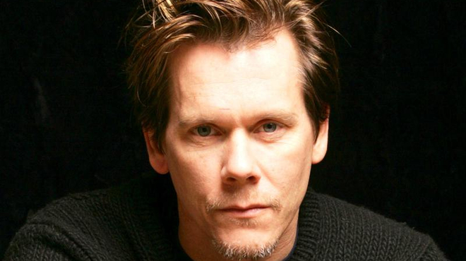 Kevin Bacon perdu dans la jungle !