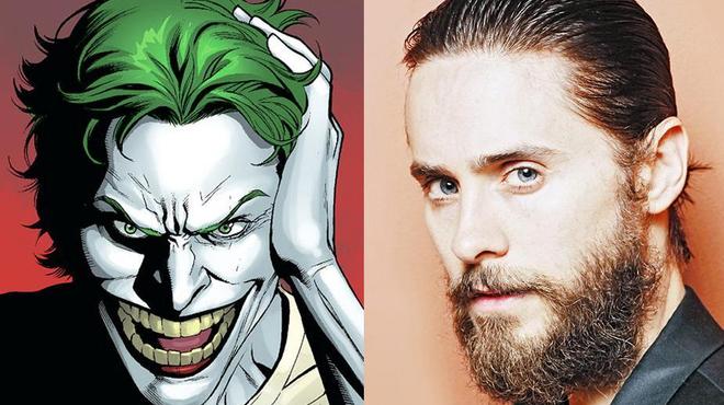 The Suicide Squad : Jared Leto en Joker ?