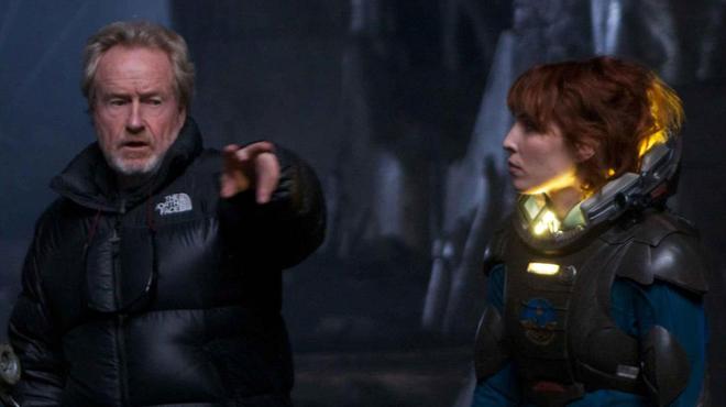 Prometheus 2 : Ridley Scott parle d'une nouvelle forme d'Alien
