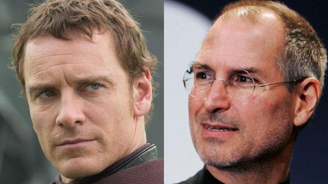 Steve Jobs : Michael Fassbender pour remplacer Christian Bale ?