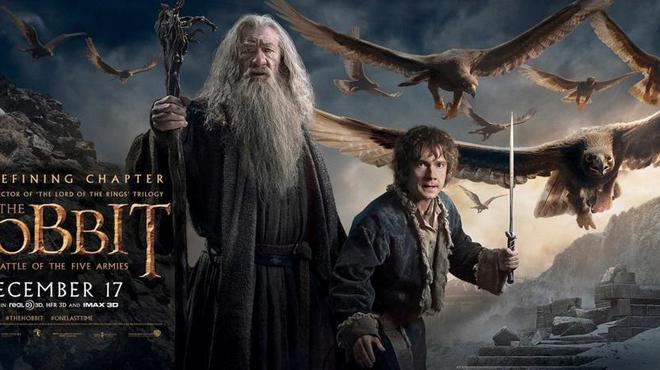 Hobbit : Une bande-annonce finale épique pour la bataille des cinq armées !