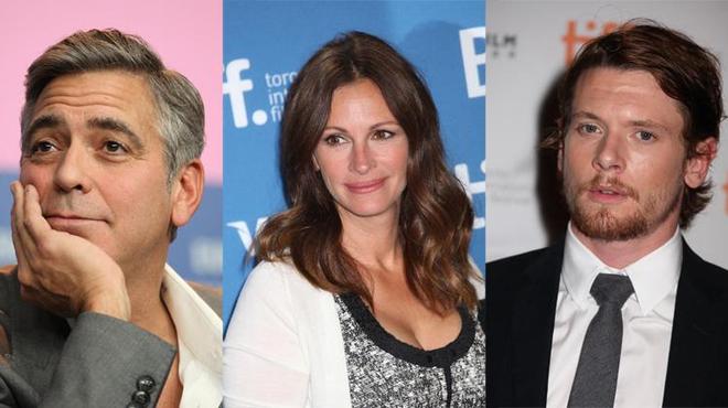 Julia Roberts et Jack O'Connell chez Jodie Foster ?