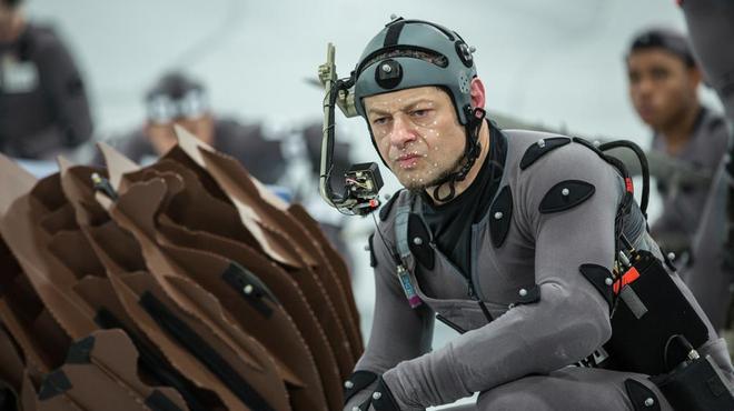 Andy Serkis :''La Planète des Singes aura peut être trois suites. Ou quatre. Ou cinq ?''