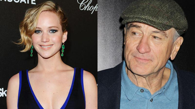 Robert De Niro retrouve Jennifer Lawrence