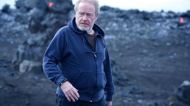 Le scénario du prochain Ridley Scott envoyé dans l'espace !