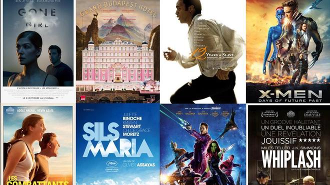 Découvrez nos films préférés de l'année !