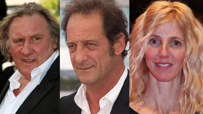 Benoit Jacquot réunit Depardieu, Lindon et Kiberlain