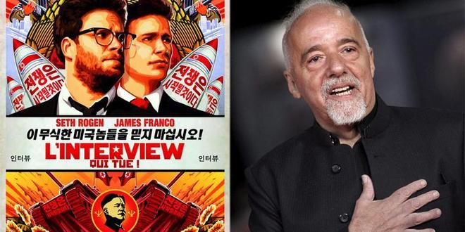 The Interview bientôt disponible sur le net grâce à Paulo Coelho ?