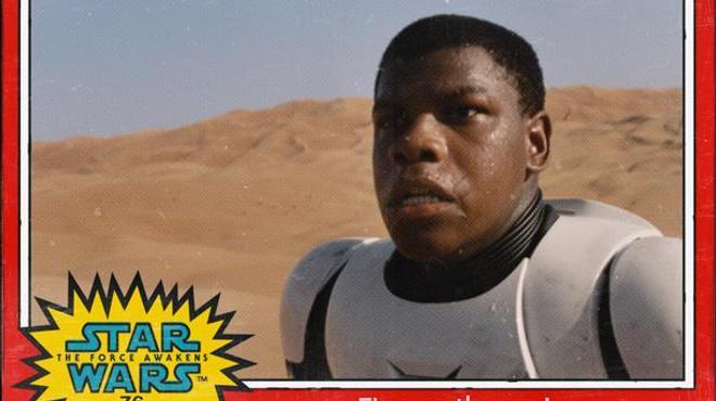 Star Wars Vll : Les noms des personnages révélés !