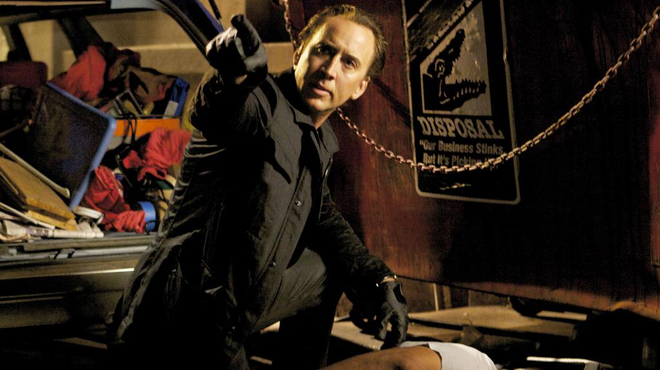 Nicolas Cage traque Ben Laden dans Army of One
