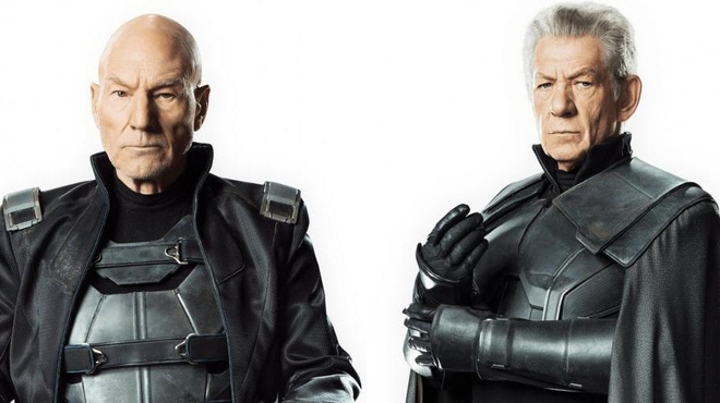 Pas de Patrick Stewart et Ian McKellen dans X-men : Apocalypse