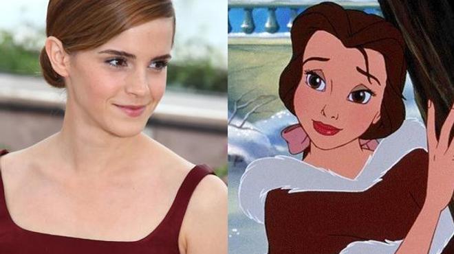 Hermione devient Belle pour Disney !