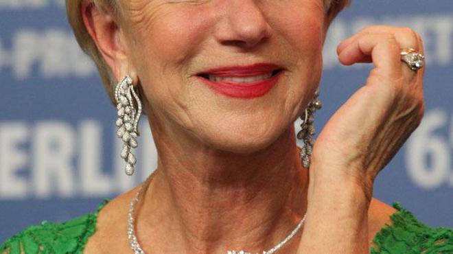 Berlin 2015 : Helen Mirren est une femme en or (Galerie)