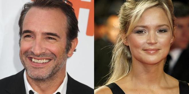 Jean Dujardin et Virginie Efira amoureux pour Laurent Tirard