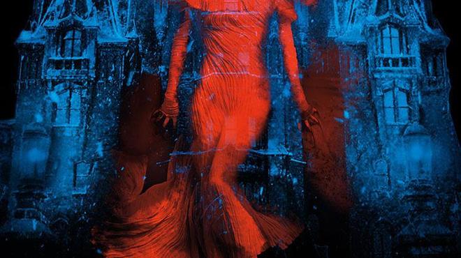 Crimson Peak : Guilermo Del Toro nous fait flipper (bande-annonce)
