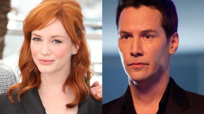 Keanu Reeves et Christina Hendricks dans le prochain Nicolas Winding Refn