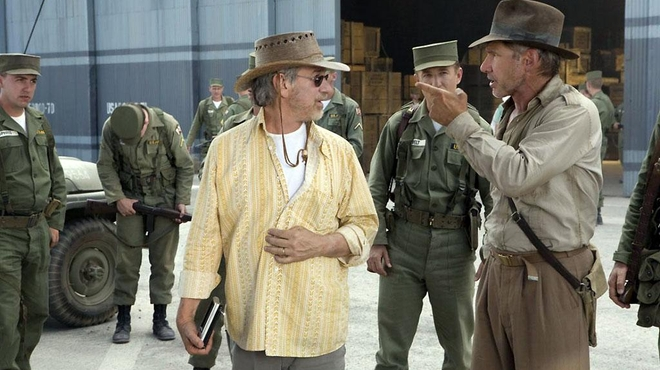 Indiana Jones : Steven Spielberg pour diriger Chris Pratt ?