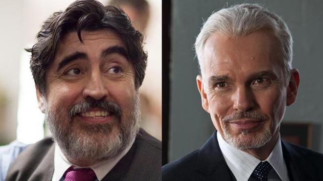 Alfred Molina et Billy Bob Thornton réunis pour Tina Fey