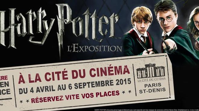 Expo Harry Potter : Deux acteurs s'invitent à Paris !