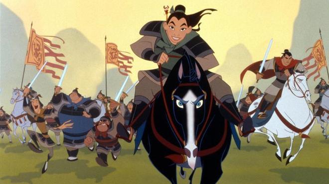 Disney développe un film live sur Mulan