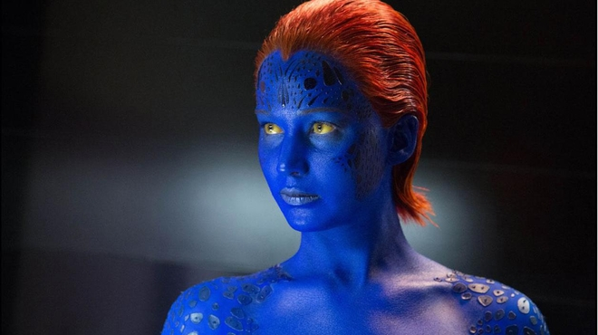 X-men : C'est fini pour Jennifer Lawrence !