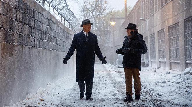 Le Pont des Espions : le prochain Spielberg se dévoile