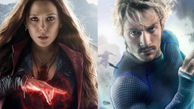Avengers 2 : Scarlet Witch et Quicksilver se présentent (VIDÉO)