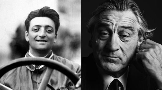 Robert De Niro sera Enzo Ferrari !