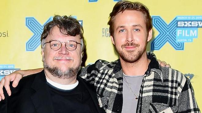 Ryan Gosling dans la Maison Hantée de Guillermo Del Toro ?