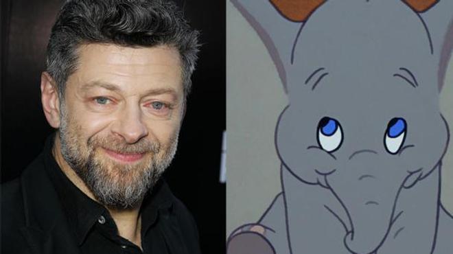 Andy Serkis va jouer Dumbo !