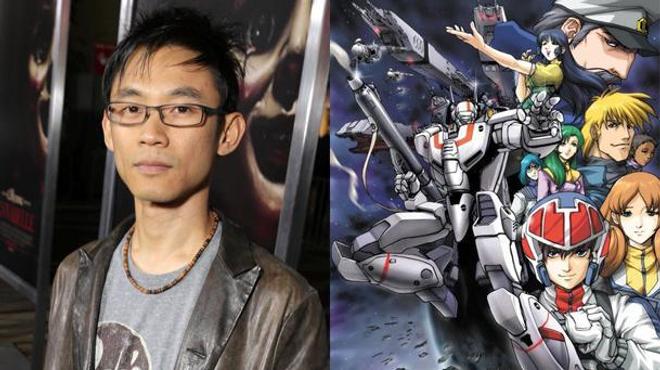James Wan pour adapter Robotech ?