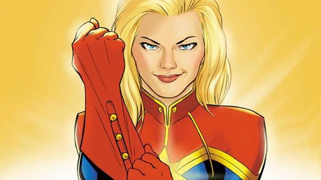 Captain Marvel a trouvé ses scénaristes !