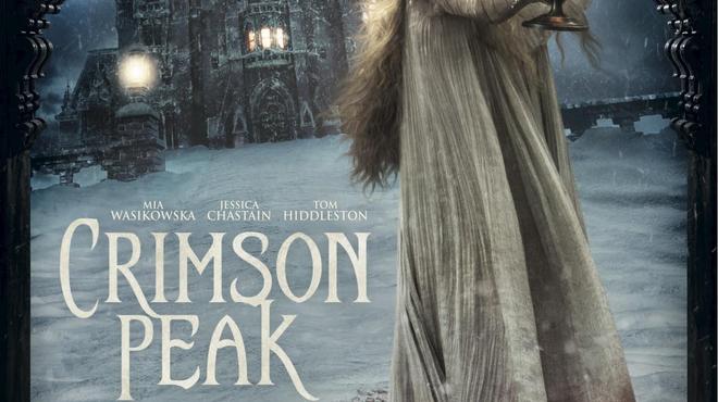 Crimson Peak : Deux nouveaux trailers bien flippants !