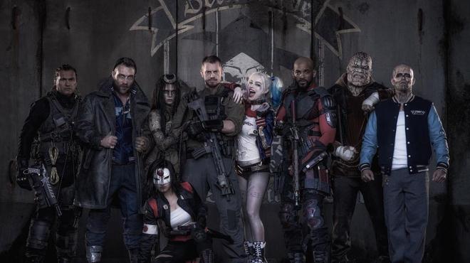 Suicide Squad : l'équipe se dévoile en images !