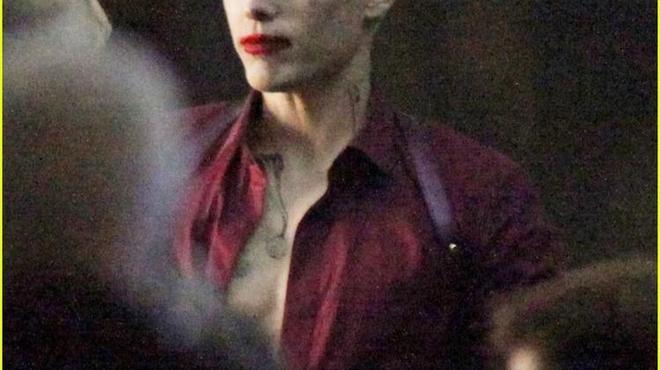 Suicide Squad : Des images du Joker et Harley Quinn fuitent sur la toile