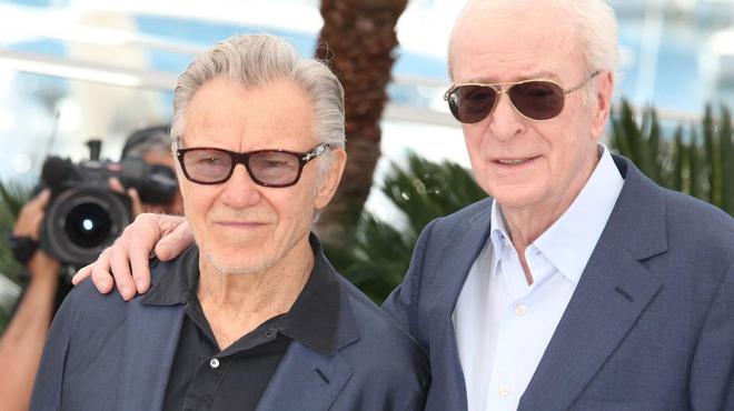 Cannes 2015 : Harvey Keitel & Michael Caine classes pour Youth (Galerie)