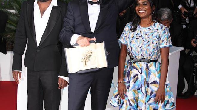 Cannes 2015 : Les Lauréats prennent la pose ! (Galerie)