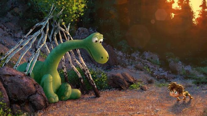 Un superbe teaser pour Le Voyage d'Arlo de Pixar