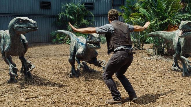 Jurassic World de retour en 2018 avec Chris Pratt et Bryce Dallas Howard !