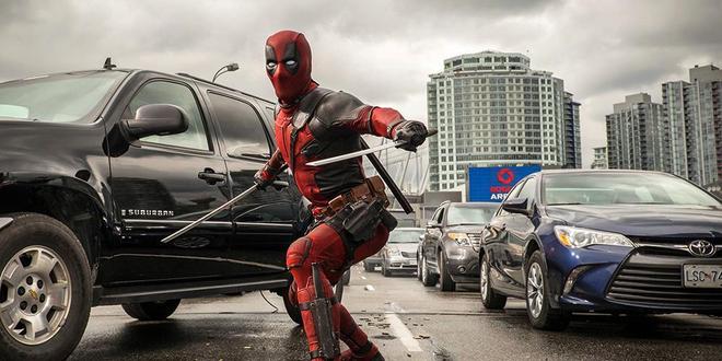 Des nouvelles images pour Deadpool et Batman V Superman !