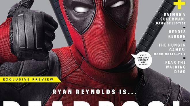 Des nouveaux clichés et une affiche pour Deadpool