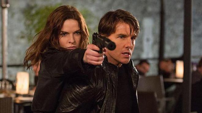 Box-Office US : Tom Cruise arrive en tête !